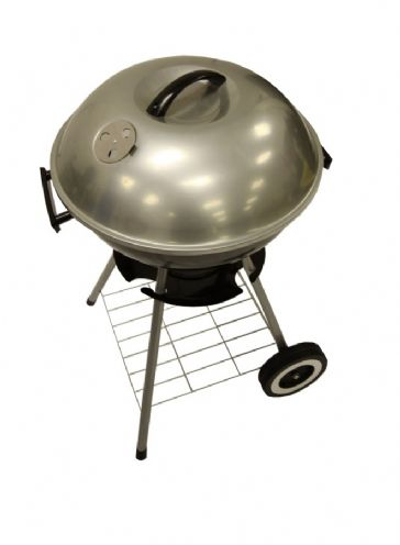 Sunncamp Silver Deluxe Large Circular BBQ